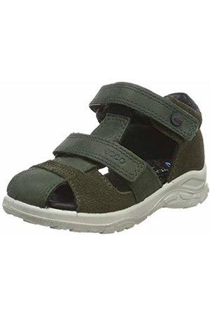 Ecco Peekaboo, Baby Boys' Sandals, (Deep Forest 59206)