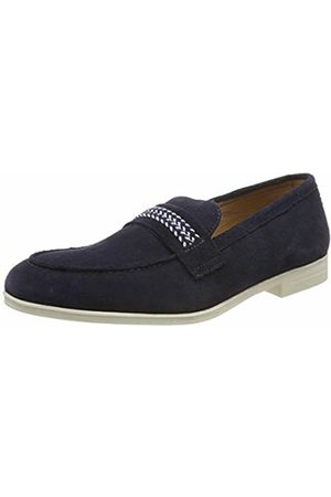 Hudson H by Men's CINDERFORD Suede Loafers