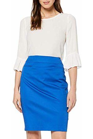 Gerry Weber Womens 110043-31370 Pencil Skirt - Blue - L