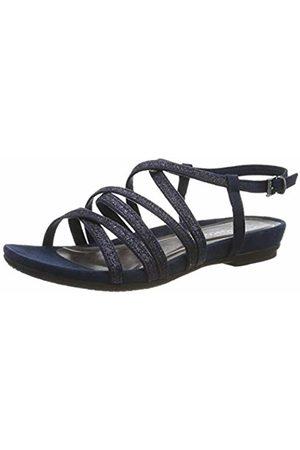 Marco Tozzi Women's 2-2-28106-22 Ankle Strap Sandals 6.5 UK