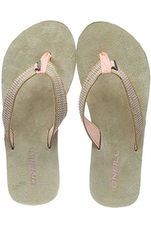 O'Neill Women's Fw Natural Strap Sandals Shoes & Bags (Bless 4096) 6 UK