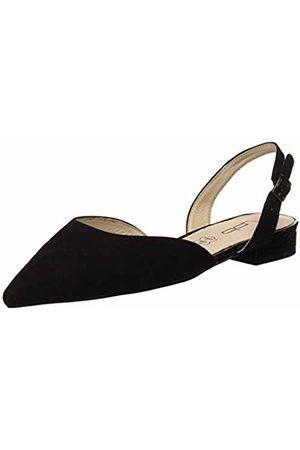Les P'tites Bombes Women's Karen Sling Back Sandals (Noir 020) 7/7.5 UK