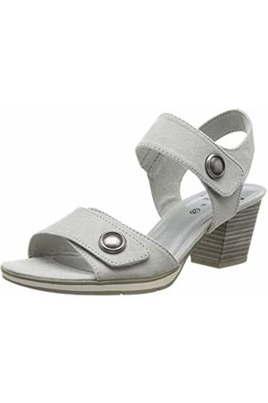 Jana Women's 8-8-28308-22 Ankle Strap Sandals Lt. 204