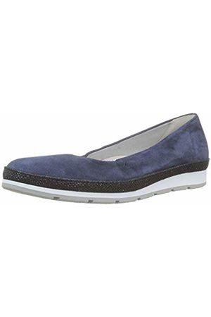 Gabor Shoes Women's Comfort Sport Ballet Flats (River (Glamour) 36)