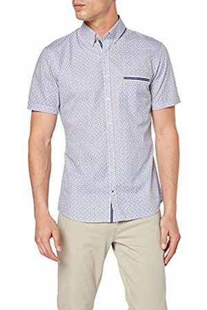 Brax Men's Dan The New Sports Shirt Kurzarm Casual Shirt Not Applicable