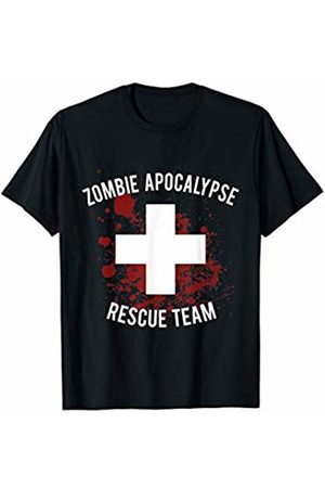 Flippin Sweet Gear Zombie Apocalypse Rescue Team T-Shirt