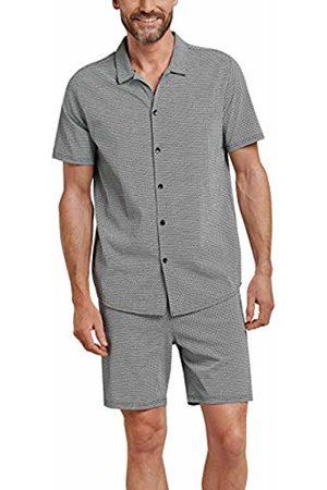 Schiesser Men's Pyjama Kurz Set
