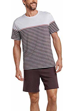 Schiesser Men Pyjamas - Men's Schlafanzug Kurz Pyjama Set