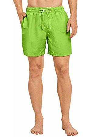 Schiesser Men Swim Shorts - Men's Swimshorts Short