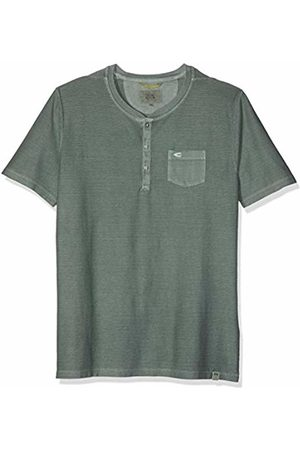 Camel Active Men's Henley 1/2 T-Shirt