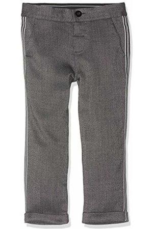 Name it Boys' NMMFOLKE Pant Trousers, Grau Melange