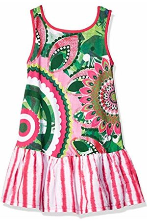 Desigual Girl Knit Dress Sleeveless (Vest_Helena) ( Kitting 4038)