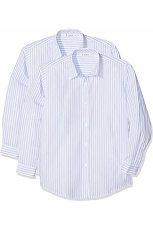 Trutex Boy's Contemp Shirt(Set of 2)
