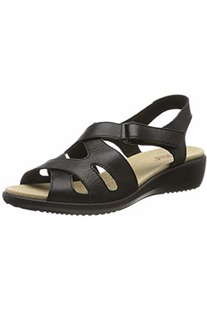 Hotter Women's Salou Sling Back Sandals, ( 001)