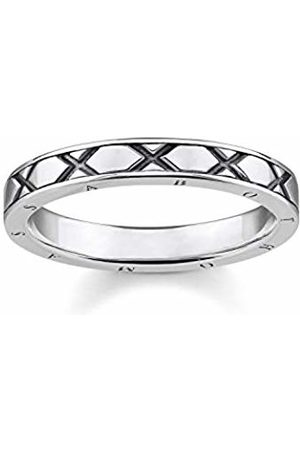 Thomas Sabo Women Ring Asian Ornaments 925 Sterling