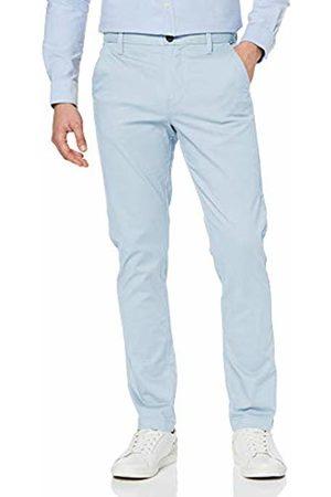 MERAKI Men's Stretch Slim Fit Chino Trousers