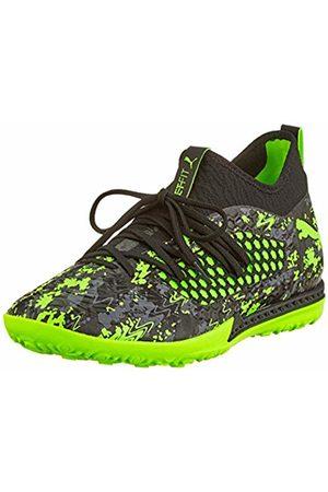Puma Men's Future 19.3 Netfit TT Footbal Shoes, -Charcoal Gray- Gecko