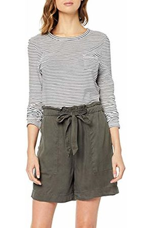 Only Women's Onlnew Kira Belt Shorts Pocket PNT Qyt Beluga