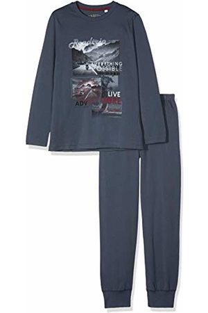 Sanetta Boys Long Pyjama Sets, (Ombre 50277.0)