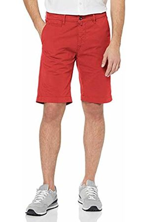 Pierre Cardin Men's Bermuda Cotton Flat Short