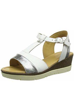 Padders Women's Blossom T-Bar Sandals