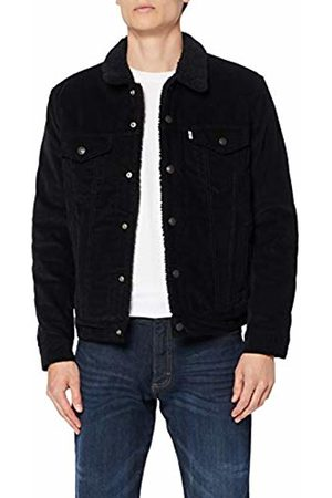 Levi's Men's Type 3 Sherpa Trucker Jacket, ( Cord Better 0068)