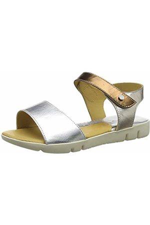 Padders Women's Fushsia Open Toe Sandals