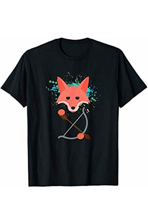 Fox Archery Tee Beautiful Fox Archery Sports T-Shirt T-Shirt