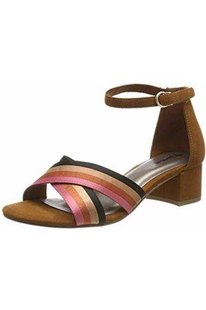 Tamaris Women's 1-1-28258-32 Ankle Strap Sandals