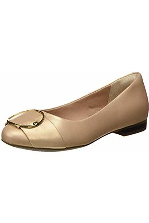 Rockport Women's Total Motion Tavia Circle Closed Toe Ballet Flats
