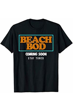 Funny Workout Apparel Beach Bod Coming Soon Funny Fitness Workout T-Shirt