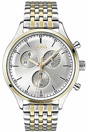 HUGO BOSS Men Watches - Mens Chronograph Quartz Watch with Stainless Steel Strap 1513654