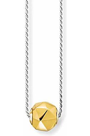 Thomas Sabo Women Silver Chain Necklace - SET0279-413-12-L40