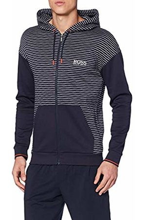 HUGO BOSS Men's Fashion Jacket Mit Kapuze Sweatshirt, (Dark 401)