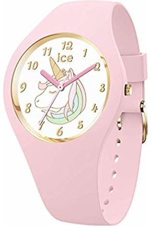 Ice-Watch Womens Analogue Quartz Watch with Silicone Strap 16722