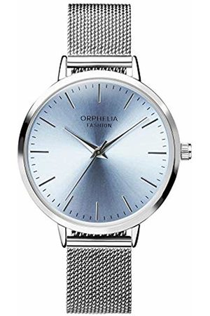 ORPHELIA Womens Analogue Classic Quartz Watch with Stainless Steel Strap OF714830