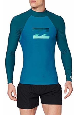 Billabong Men Team Wave LS Lycra - Royal
