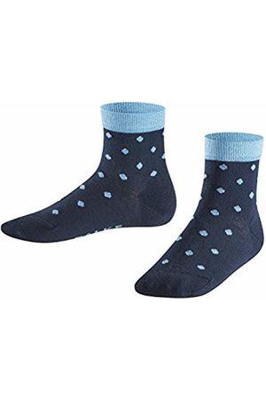 Falke Kid's Glitter Dot Socks, Marine