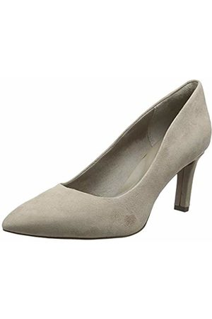 Rockport Women's Total Motion Valerie Luxe Closed Toe Heels, (Dove 001)