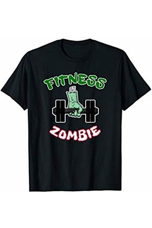Fitness Fun Tees Fitness Zombie Workout T-Shirt