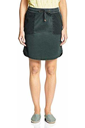 Cecil Women's 360368 Skirt, (Slate 11687)