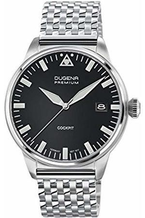 DUGENA Gents Watch XL Premium 7090178 Analogue Quartz Stainless Steel