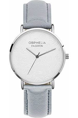 ORPHELIA Womens Analogue Classic Quartz Watch with Leather Strap OF711812