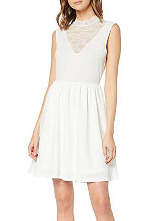 ONLY Damen Onlmona S//L Highneck Dress JRS Kleid