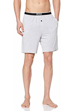 HUGO BOSS Men's Bamboo Shorts Pyjama Set, (Medium 032)