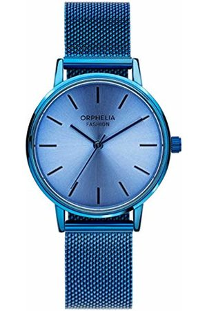 ORPHELIA Womens Analogue Classic Quartz Watch with Stainless Steel Strap OF714807