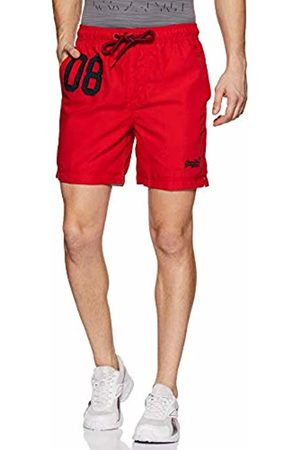 Superdry Men's Water Polo Swim Short Flag Oxl