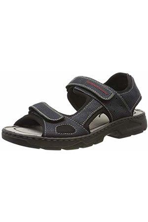 Rieker Men's 26155-15 Closed Toe Sandals