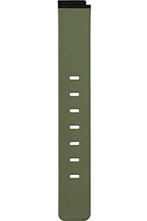 Bering Unisex Adult Silicone Watch Strap PT-15531-BVEX