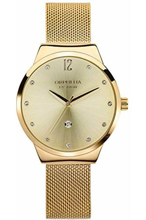 ORPHELIA Womens Analogue Classic Quartz Watch with Stainless Steel Strap OF714812